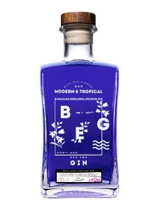 GIN BEG MODERN & TROPICAL BLUE PEA FLOWER 750 ML