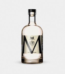 GIN MINNA MARIE - LONDON DRY GIN CARVALHO AMERICANO 700 ml