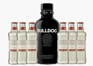 KIT LONDON ESSENCE GINGER BEER + GIN BULLDOG