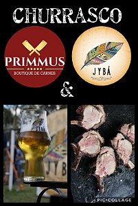 Ingresso Churrasco Premium Primmus e JYBÁ
