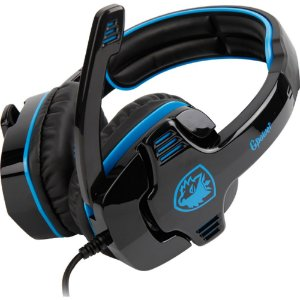 Fone Headset Gamer Sades Sa-708 Gpower
