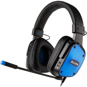 Fone Headset Gamer PS4 Xbox One Sades SA-722 Dpower