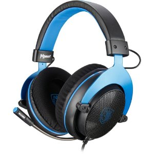 Fone Headset Sades Mpower Gamer PS4 VR Xbox One Nintendo Switch  e celulares