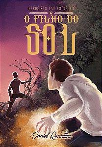 Herdeiros das Estrelas: O Filho do Sol (livro) + marcador de página + 2 imãs de geladeira