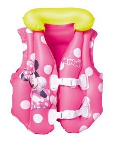 Colete Infantil Disney Minnie