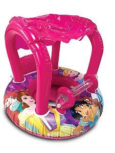 Boia Infantil Bote Princesas com Fralda e Cobertura