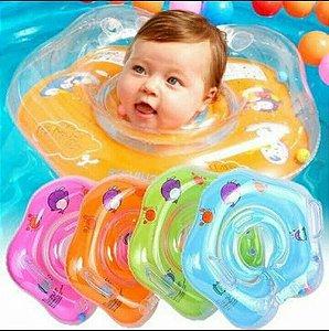 Boia Pescoço para Bebê Com Alça