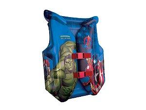 Colete Infantil Avengers Inflável