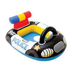 Boia Bote Polícia Baby Inflável