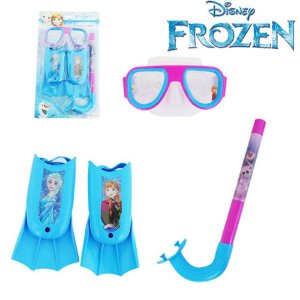 Kit Mergulho Frozen Disney