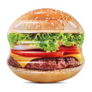 Boia Hamburger Gigante Intex