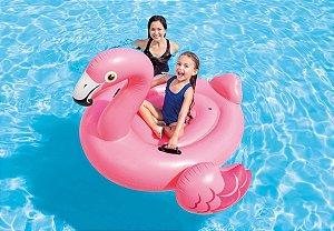 Boia Flamingo Médio Intex 57558