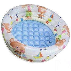 Piscina Infantil Inflável Bichos Baby Intex 28l 1 A 3 Anos