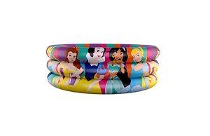Piscina Infantil Inflável Princesas Disney 37l Etitoys