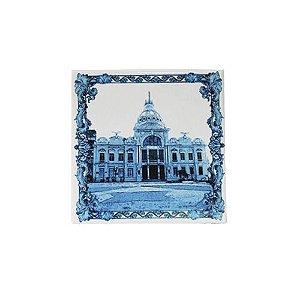 Azulejo Palácio Rio Branco