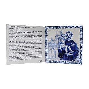 Azulejo Trezena de Santo Antônio - Quarto Dia