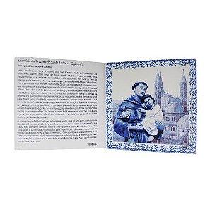 Azulejo Trezena de Santo Antônio - Quinto Dia