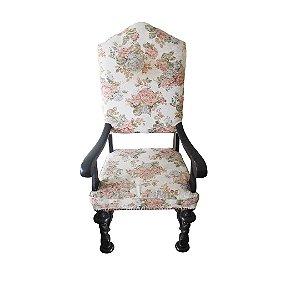Cadeira com braço - Lance inicial R$ 400,00