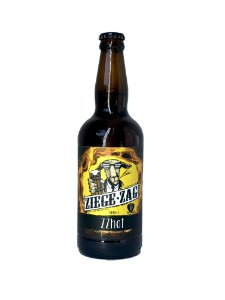 Cerveja Ziege Zag ZZhot