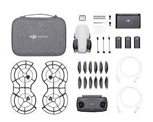 Usado - Drone DJI Mavic Mini Fly More Combo Homologado Anatel