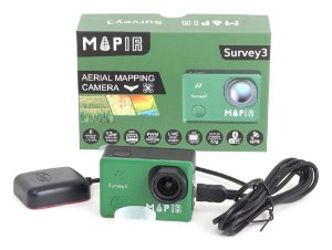 MAPIR Survey3N Camera - Red+Green+NIR (RGN, NDVI)