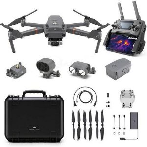 Drone Dji Mavic 2 Enterprise Dual Thermal Câmera