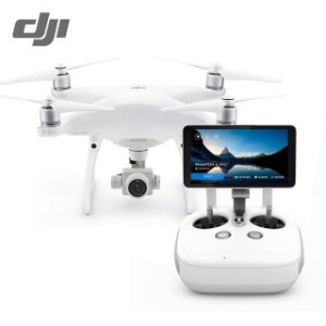 Drone DJI PHANTOM 4 PRO PLUS V2.0 CONTROLE COM TELA