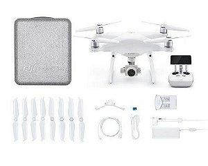 Drone DJI PHANTOM 4 PRO PLUS V2.0 CONTROLE COM TELA Homologado Anatel