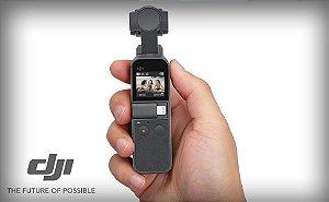Câmera Osmo Pocket