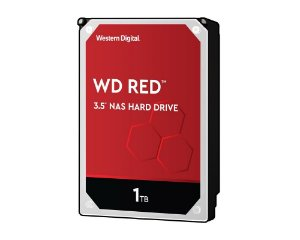 HD Interno 1tb Western Digital RED Sataiii 64mb Wd10efrx