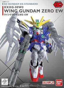 Gundam Wing Zero EW XXXG-00W0 SD EX-STANDARD 004