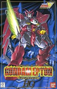 GUNDAM EPYON OZ-13  GUNDAM WING HG 1/100