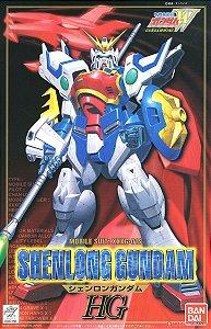 SHENLONG GUNDAM - GUNDAM WING HG 1/100