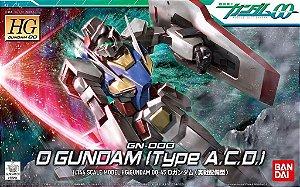 GUNDAM 00 - 0 Gundam (Type A.C.D.)  HG 1/144