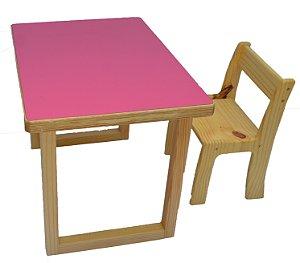 Mesa Infantil + 2 cadeiras Slim