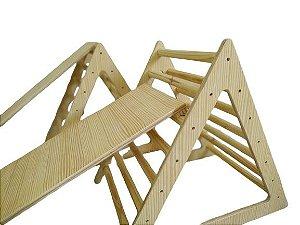 Triângulo Pikler com Prancha