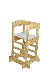 Torre Aprendizagem & Cadeirão & Mesa-Cadeira 3x1 2020