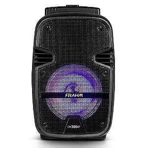 Caixa de Som Amplificada Multiuso Frahm Cm 300 BT USB SD FM