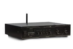 Amplificador Frahm Slim 5000 APP Multi-channel USB SD FM BT