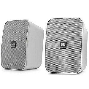 Caixa De Som JBL Control X Interna/Externa Branca Par