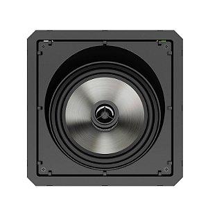 Arandela Loud 6'' Quadrada SL6 120W Bl Branca