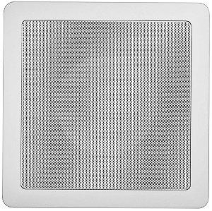 Arandela Loud 6'' Quadrada SQ6 100W 2 Vias Branca