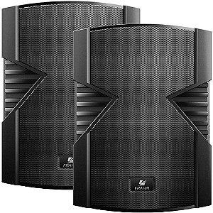 Caixa de Som Acústica Frahm PS 4S 60W Rms Preta Par
