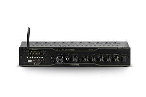 Amplificador Slim 3500 APP Optical Multi-Channel USB SD FM BT