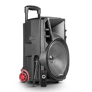 Caixa De Som Amplificada Multiuso Frahm Cm 500 BT USB SD FM