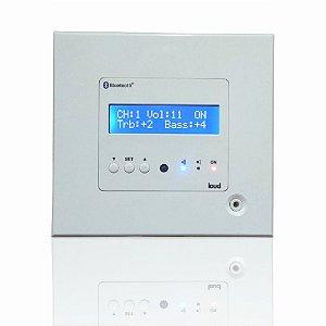 Amplificador De Parede Loud Lac Ng - Estéreo Com Bluetooth