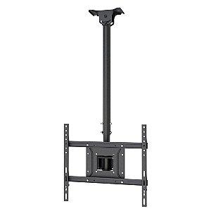 Suporte De Teto ELG A05V4 Para TVs Plasma/3D/LCD/LED De 26'' A 60'' Preto