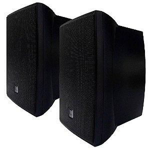 Caixa de Som Acústica JBL C621P Passiva 100W Rms Preta Par