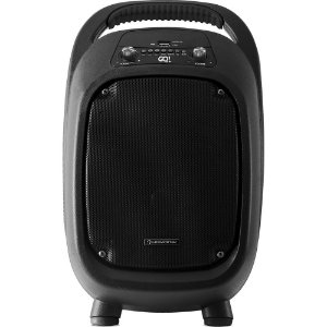 Caixa De Som Multiuso Portátil Hayonik GO!100 Bluetooth, MicroSD, USB, FM 100W