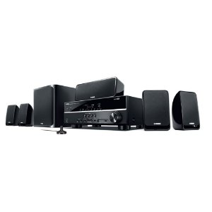 Kit Home Theater 5.1 Yamaha YHT-2910 (Receiver+Caixas) 600W